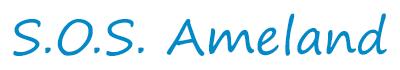 SOS Ameland Logo